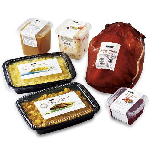 Publix Thanksgiving Dinners 2019  Holiday Dinners