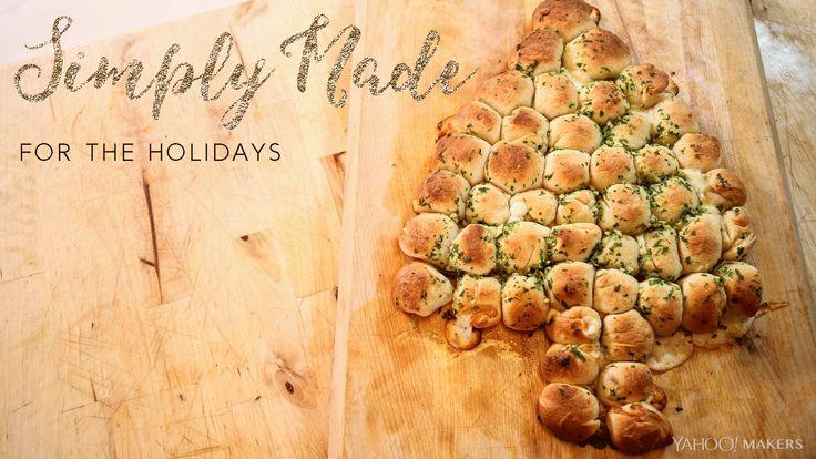 Pull Apart Christmas Tree Bread  Pull Apart Christmas Tree Bread Is Cheesy but So Darned