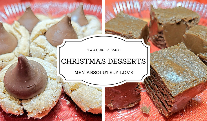 Quick And Easy Christmas Desserts  Two Christmas Desserts Guys Absolutely Love Rustic yet Chic
