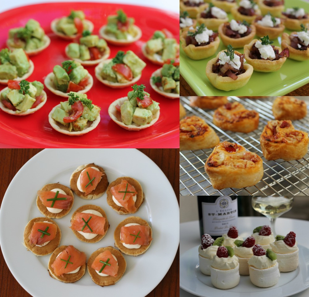 Quick Christmas Appetizers  5 quick and easy holiday appetizers
