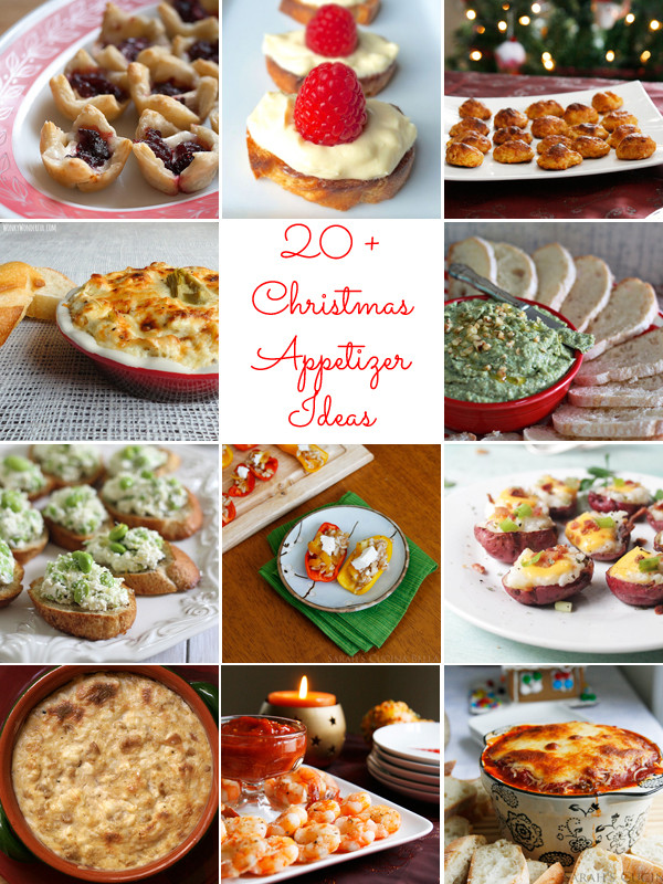 Quick Christmas Appetizers  Quick and Easy Christmas Appetizer Recipes Sarah s