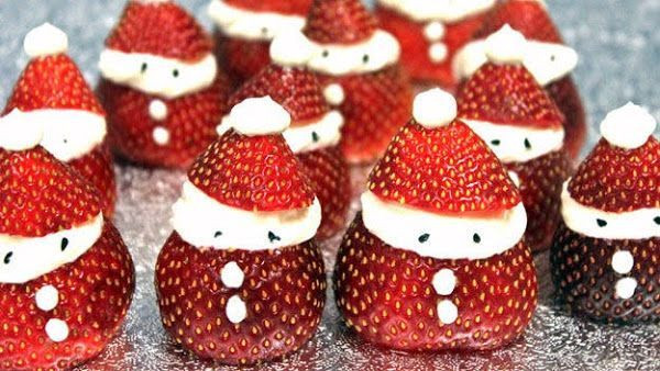 Quick Easy Christmas Desserts  allsweetmessages