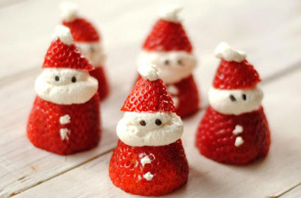 Quick Easy Christmas Desserts  GoS Quick & Easy Christmas Recipes With 5 Ingre nts Less