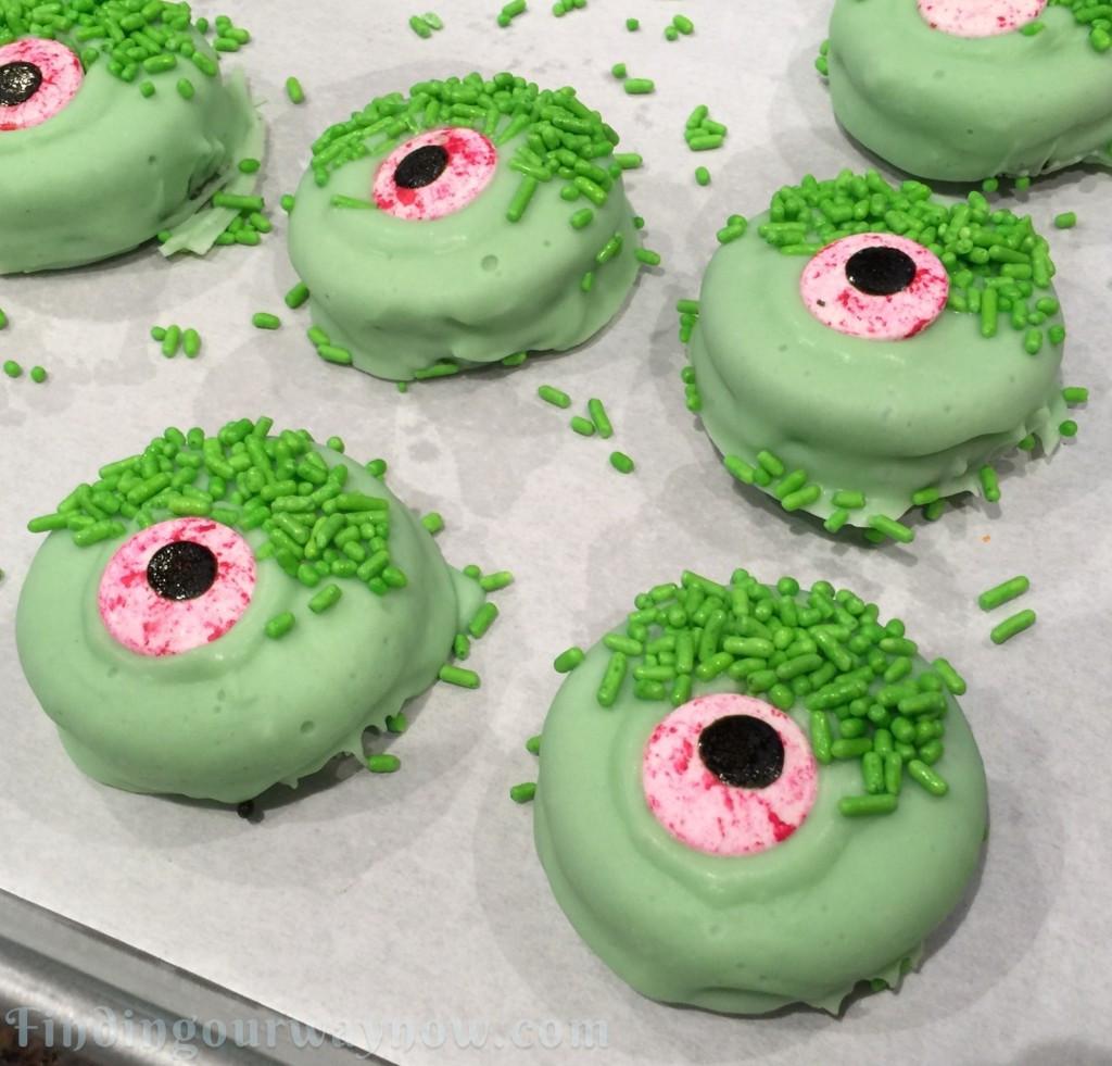 Quick Halloween Desserts  Quick Halloween Treats Recipe Finding Our Way Now