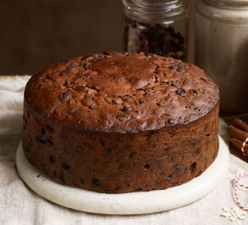 Recipe For Christmas Cakes  Buttered rum Christmas cake recipe