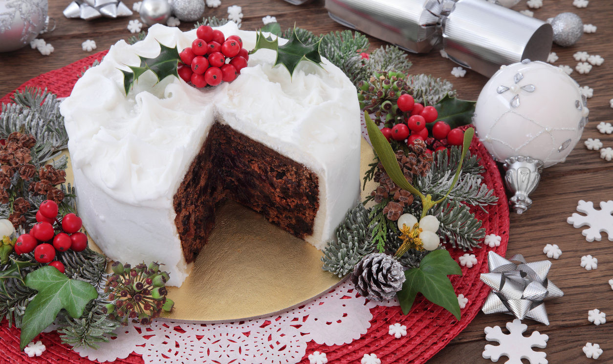 Recipe For Christmas Cakes  Christmas Cake Recipe Dunelm blog