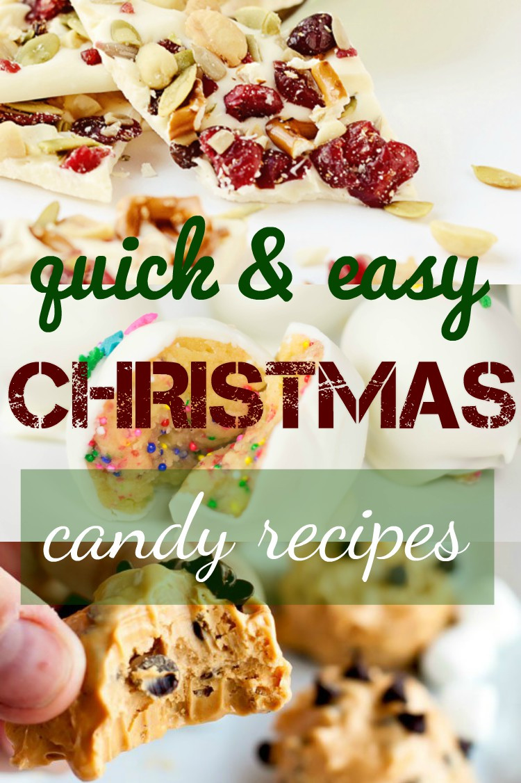 Recipe For Christmas Candy  Easy Christmas Candy Recipes That Will Inspire You