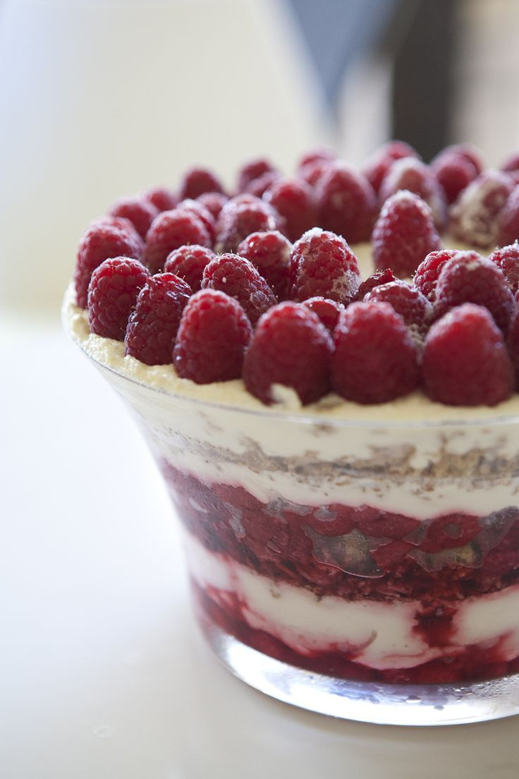 Recipe For Christmas Desserts  17 Best images about trifle on Pinterest