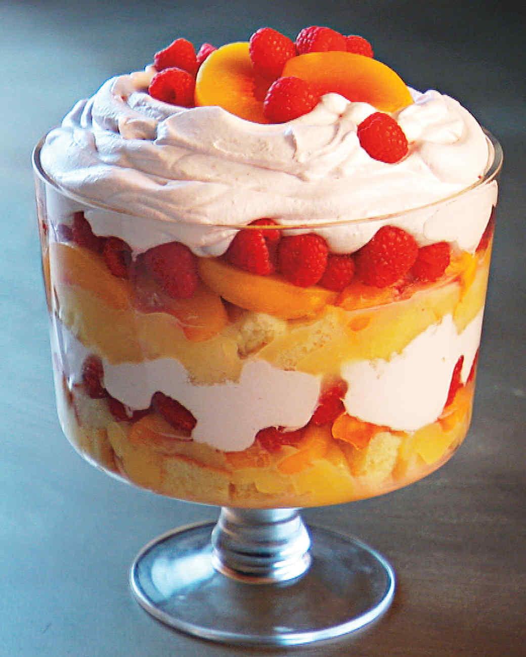 Recipe For Christmas Desserts  12 Impressive Holiday Trifle Recipes