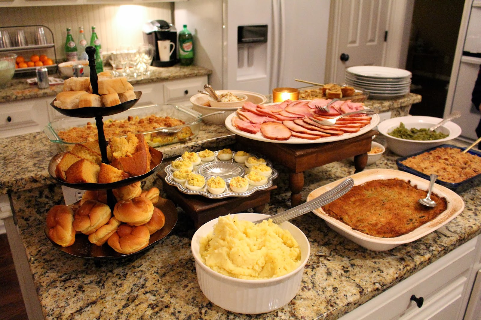 Recipe For Christmas Dinner  TiffanyD Our Christmas Dinner With Recipes