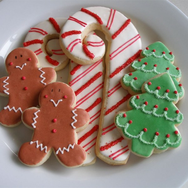 Recipes For Christmas Sugar Cookies  CookieRecipes – Top rated cookie recipes plete with