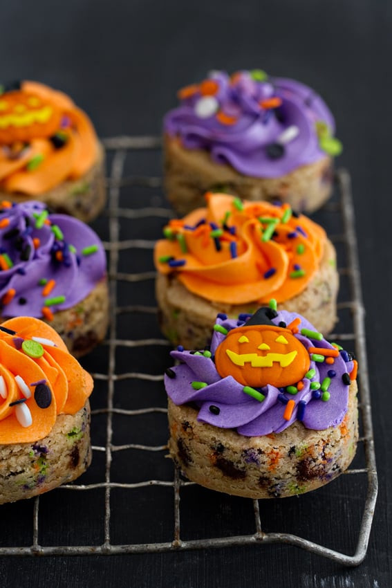 Recipes For Halloween Cookies  Easy Halloween Cookie Recipes