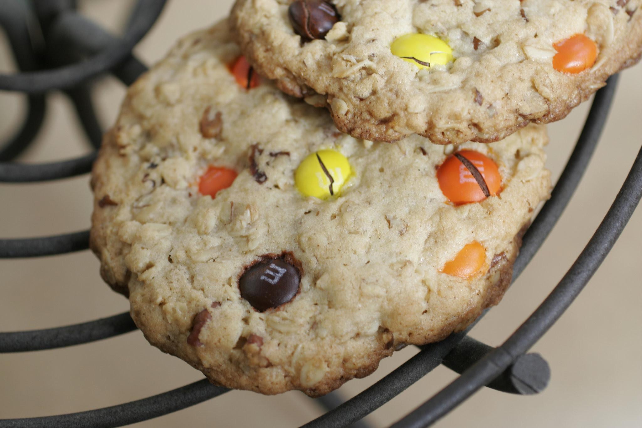 Recipes For Halloween Cookies  Monster Halloween Cookies Recipe NYT Cooking