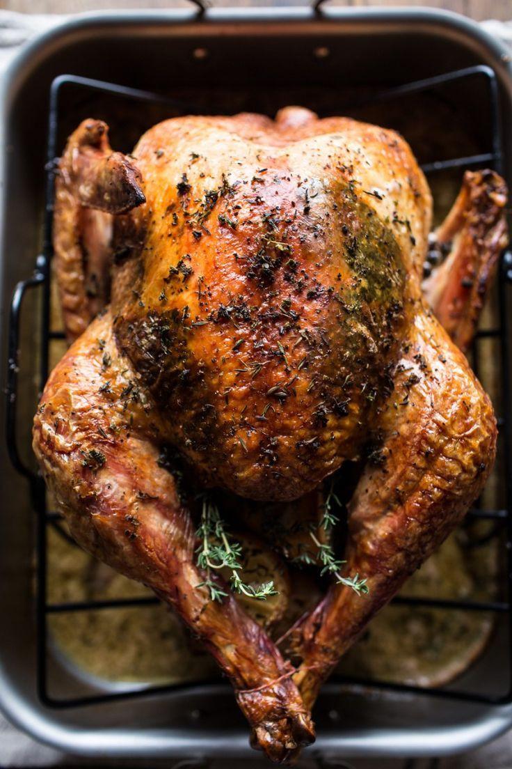 Recipes For Thanksgiving Turkey  Best 25 Roasted turkey ideas on Pinterest