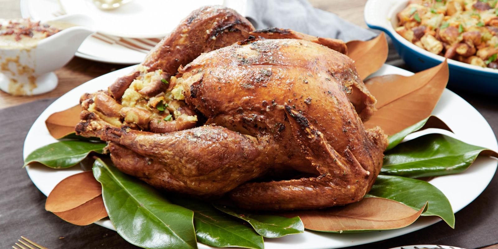 Recipes For Thanksgiving Turkey  2017 Thanksgiving Dinner Recipes Thanksgiving Menu Ideas