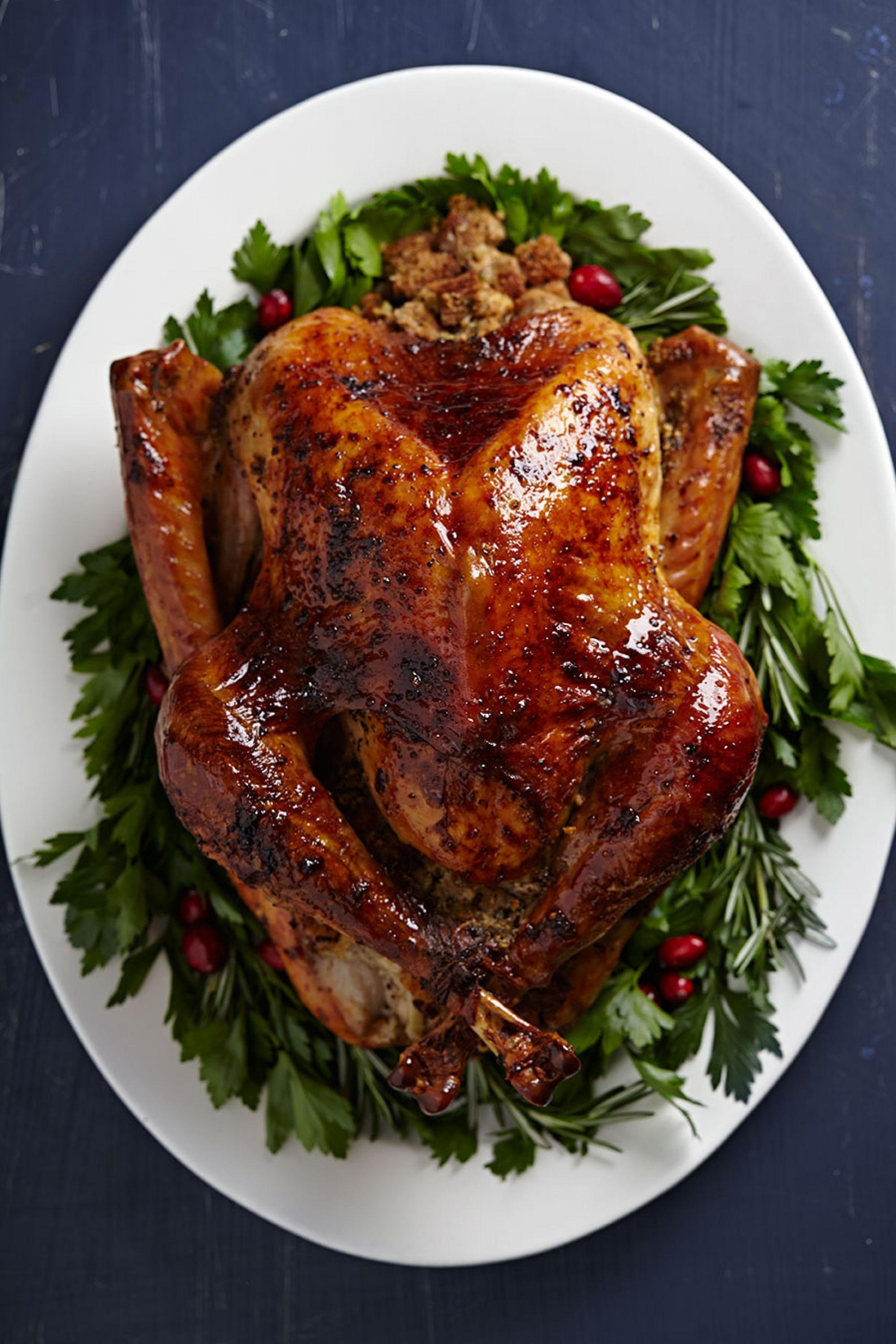 Recipes For Thanksgiving Turkey  Planning a Thanksgiving Menu 25 Amazing Recipes