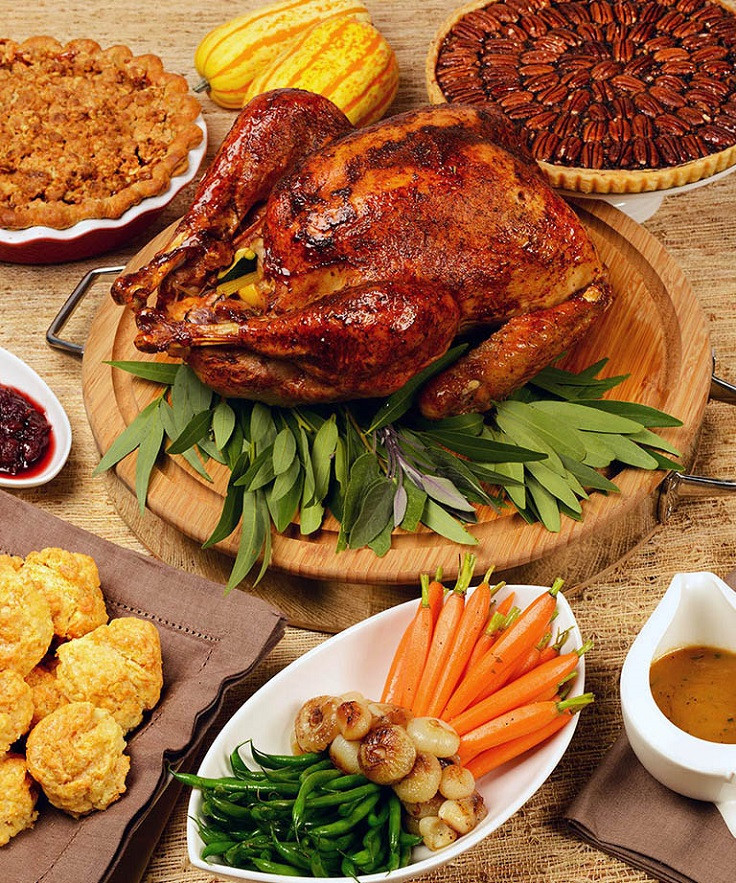 Recipes For Thanksgiving Turkey  Top 10 Thanksgiving Recipes for Turkey
