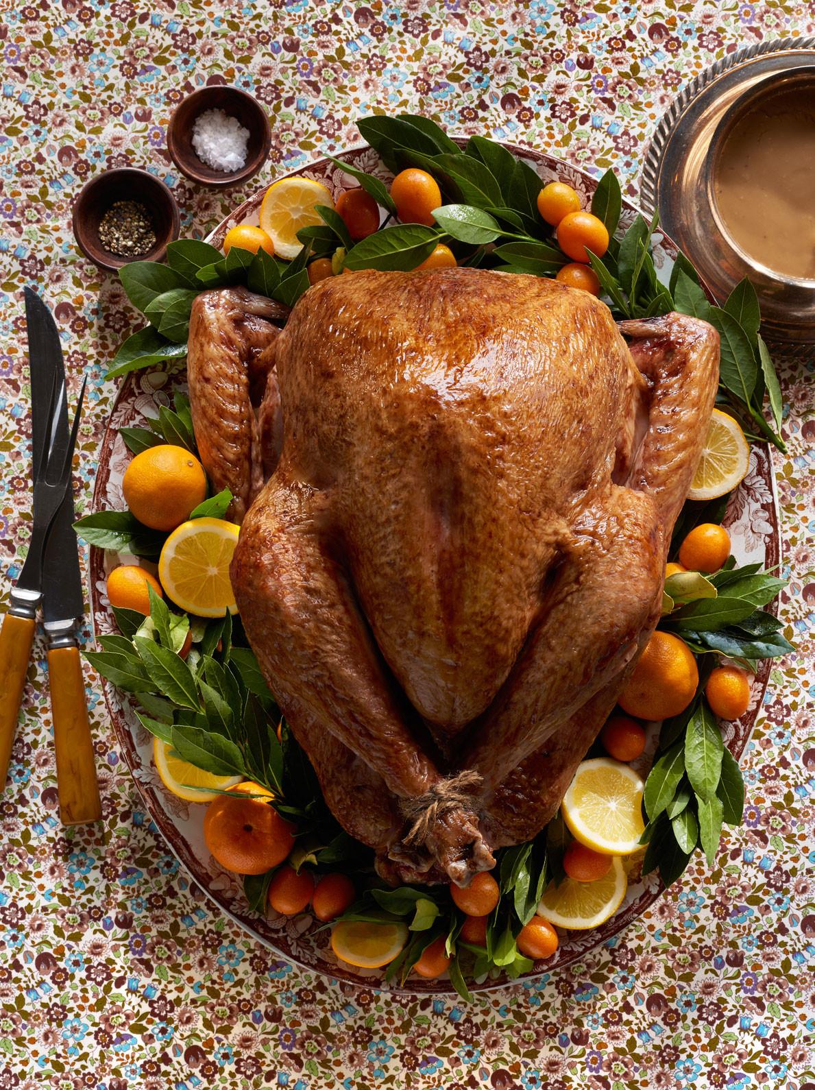 Recipes For Thanksgiving Turkey  25 Best Thanksgiving Turkey Recipes How To Cook Turkey