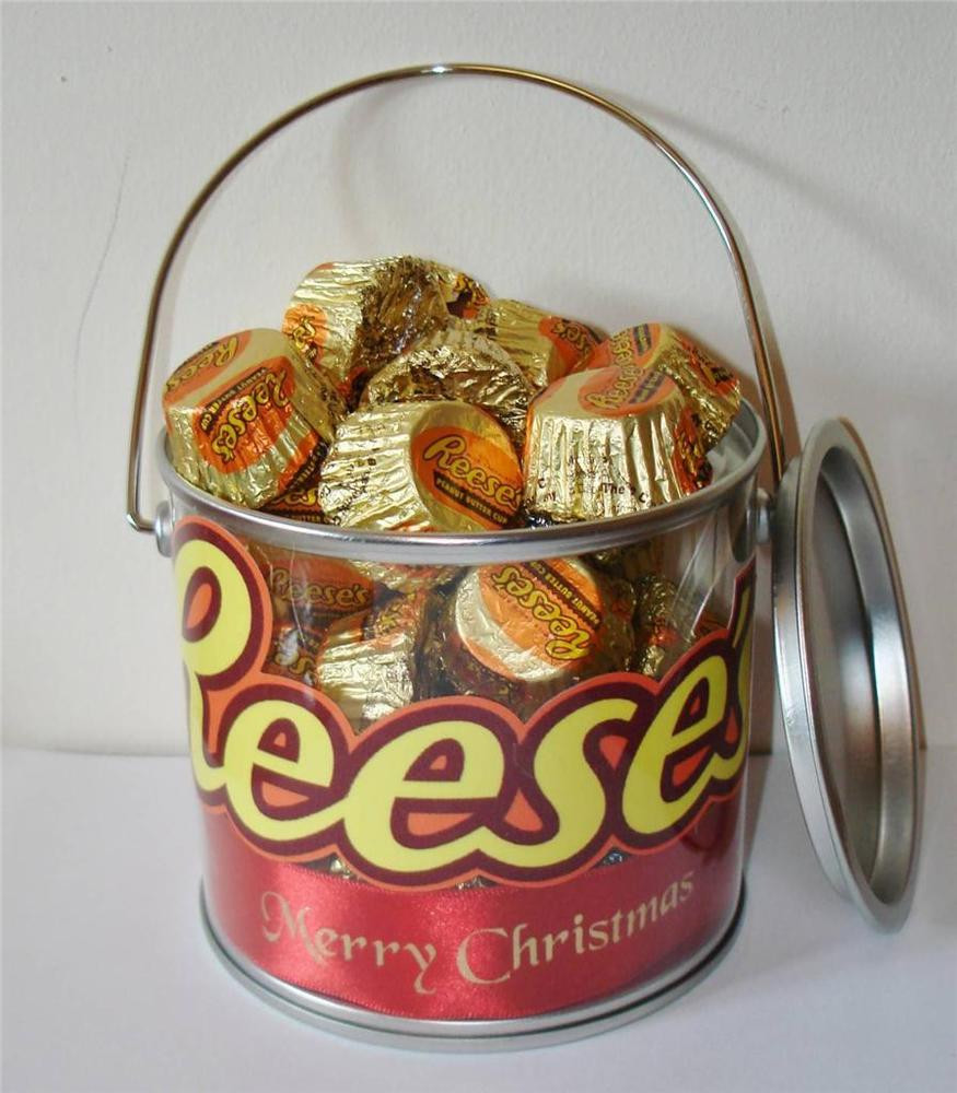 Reese'S Christmas Candy  AMERICAN REESE S MINIATURE PEANUT BUTTER CUPS CHRISTMAS
