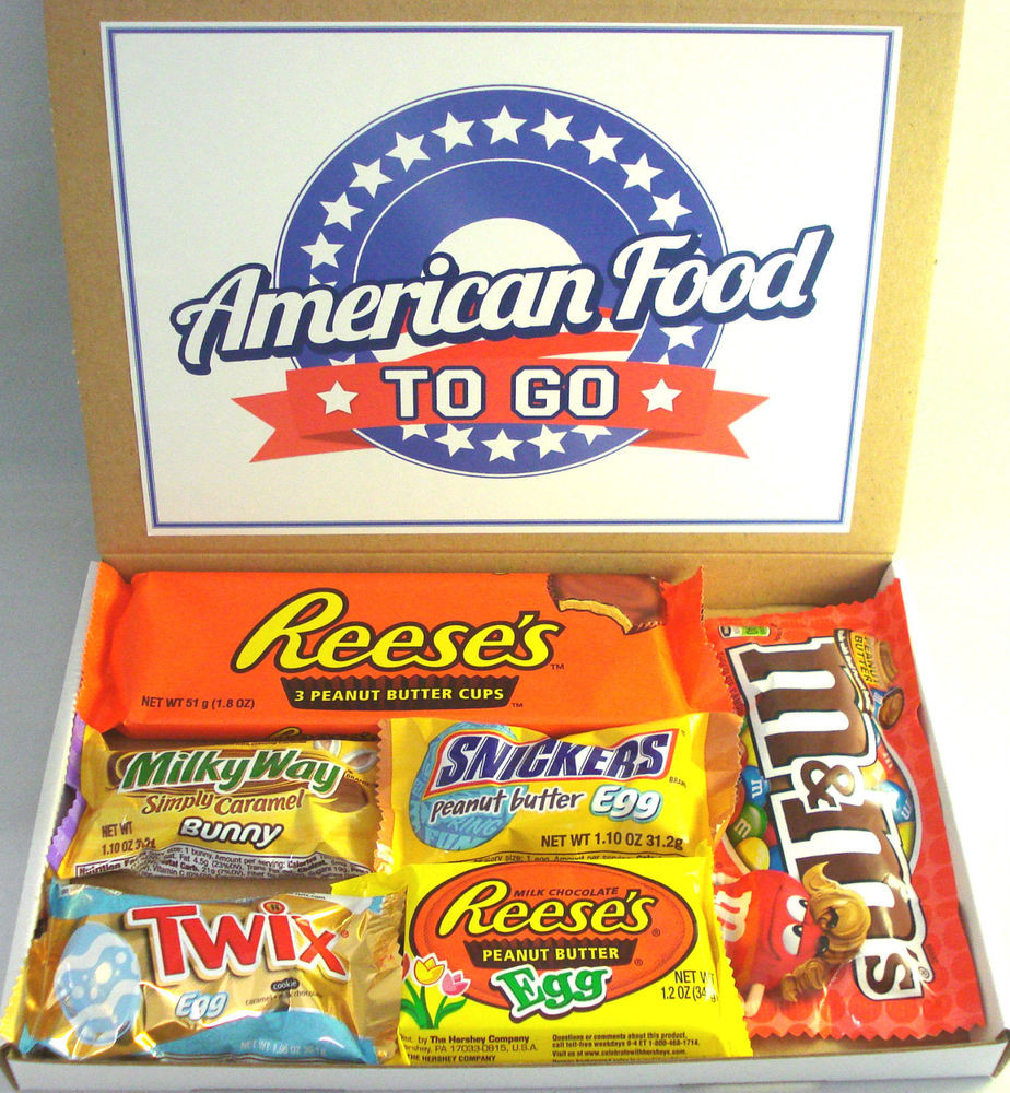 Reese'S Christmas Candy  Easter American Chocolate Lovers Gift Box Reese s M&Ms