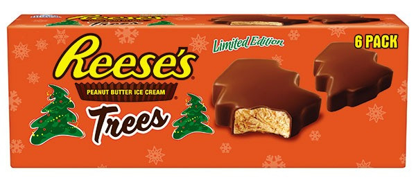 Reeses Christmas Tree Candy  The 50 Most Popular Christmas Can s—Ranked