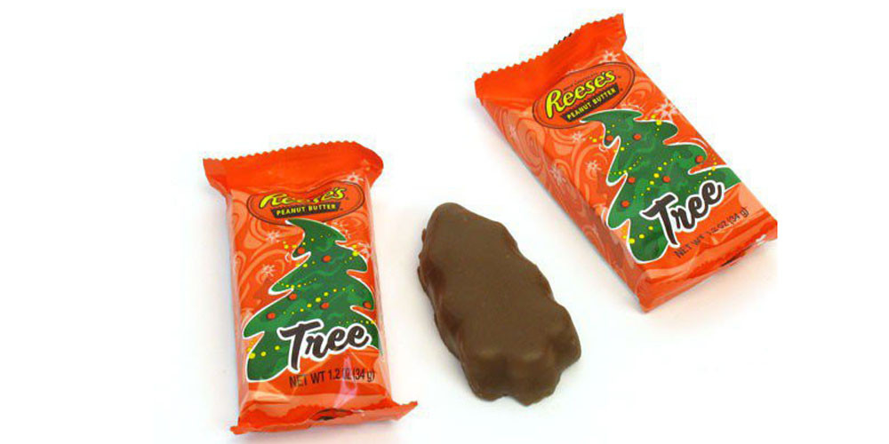 Reeses Christmas Tree Candy  Reese s Responds to Christmas Tree Candy Controversy in