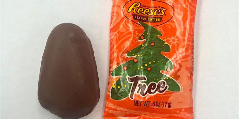 Reeses Christmas Tree Candy  Reese s Trees In the War on Christmas