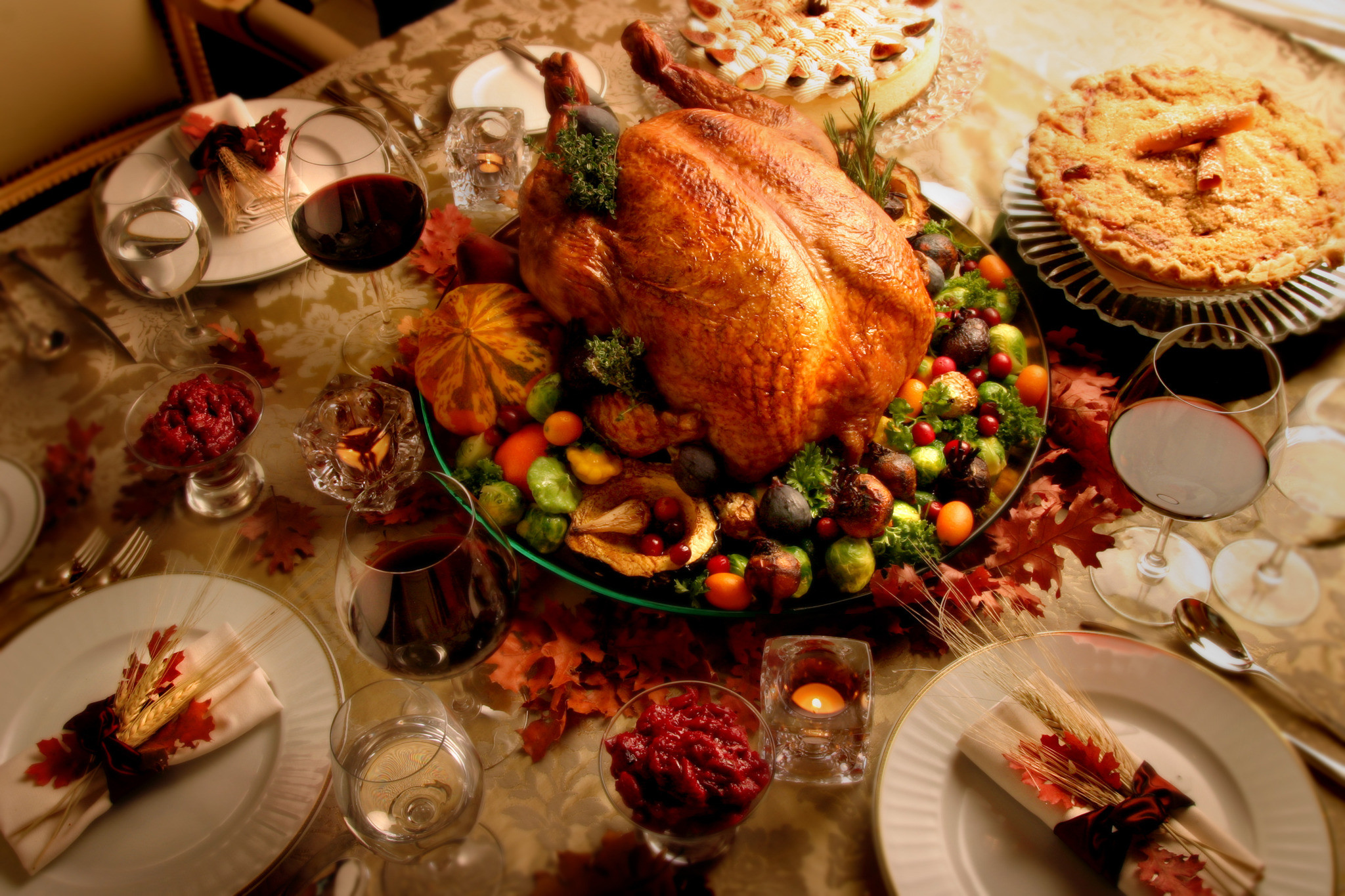Restaurant Thanksgiving Dinner  Thanksgiving in Los Angeles Including Food Events and More