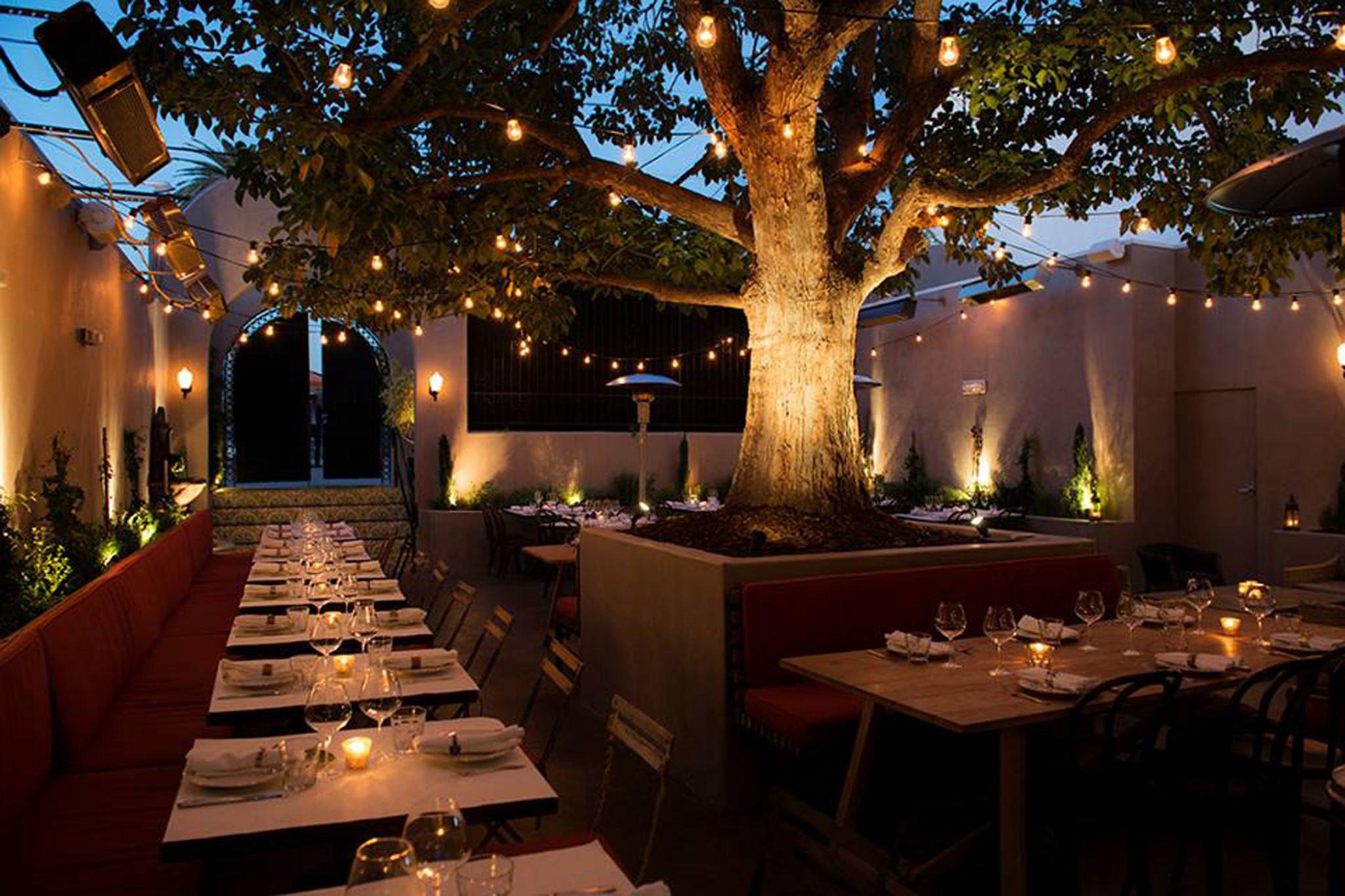 Restaurant Thanksgiving Dinner  Best restaurants for Thanksgiving dinner in Los Angeles