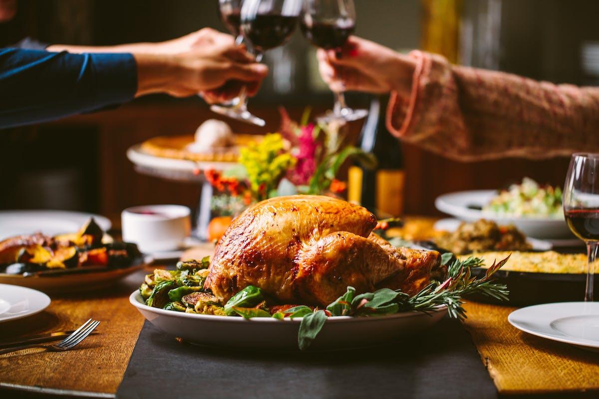 Restaurant Thanksgiving Dinner  Chicago Restaurants to Order Thanksgiving Dinner From