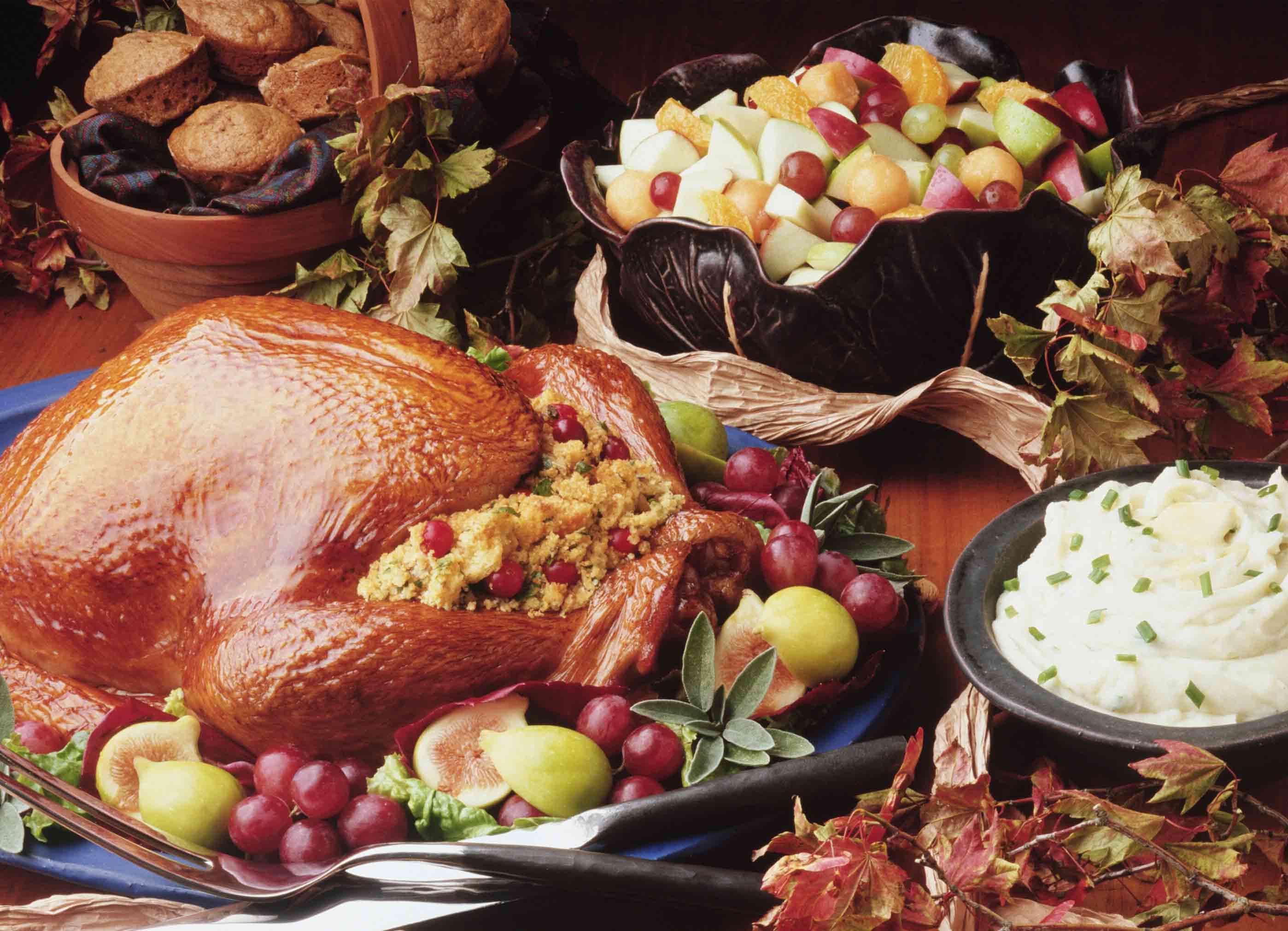 Restaurant Thanksgiving Dinner  Northern Michigan Restaurants Serving Thanksgiving Dinner