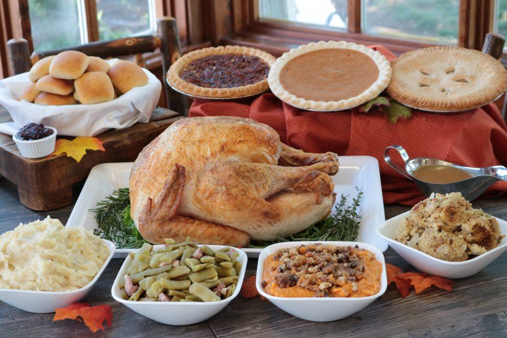 Restaurant Thanksgiving Dinner  Thanksgiving Dinner Applewood Farmhouse Restaurant