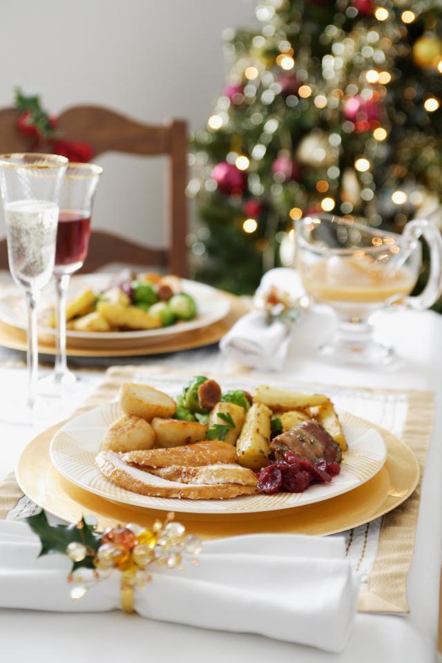 Restaurants Serving Christmas Dinner  Irish restaurant The Bakehouse Cafe is offering free