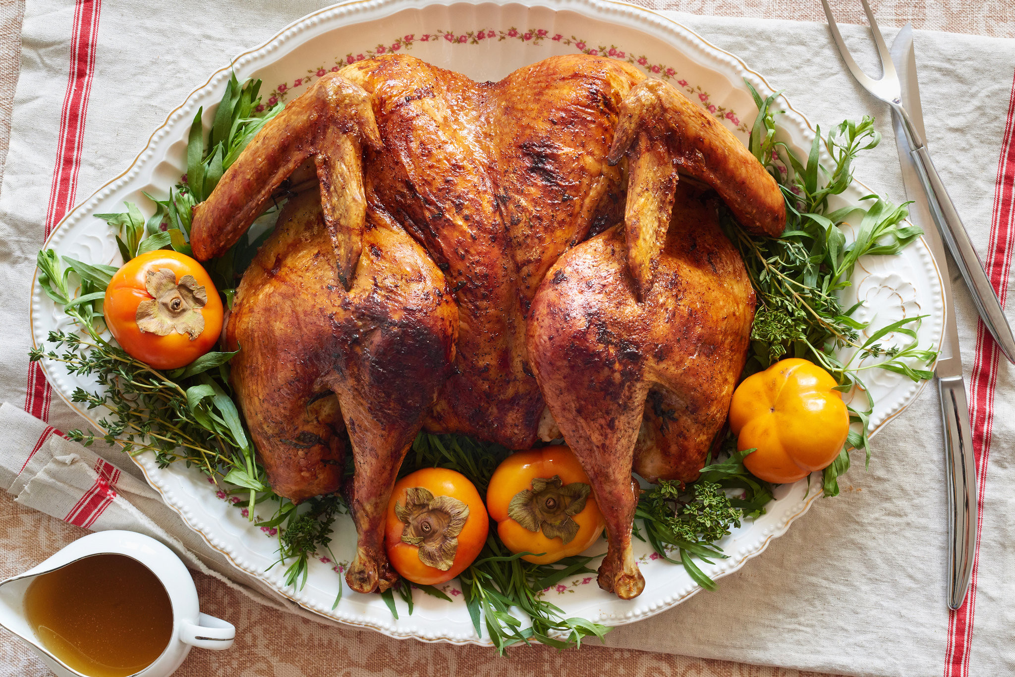 Roasted Turkey Recipes Thanksgiving  45 Minute Roast Turkey Recipe NYT Cooking