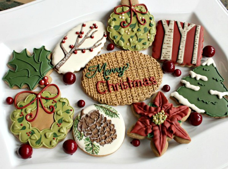 Roll Out Christmas Cookies  Awesome Christmas Cookies That Will Make You Smile The