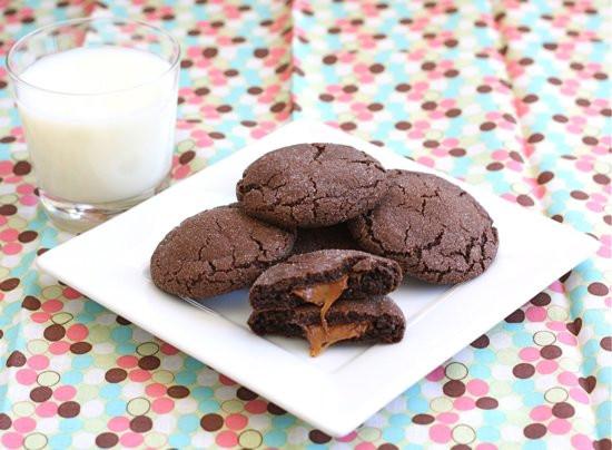 Rolo Christmas Cookies  Rolo Cookies Recipe