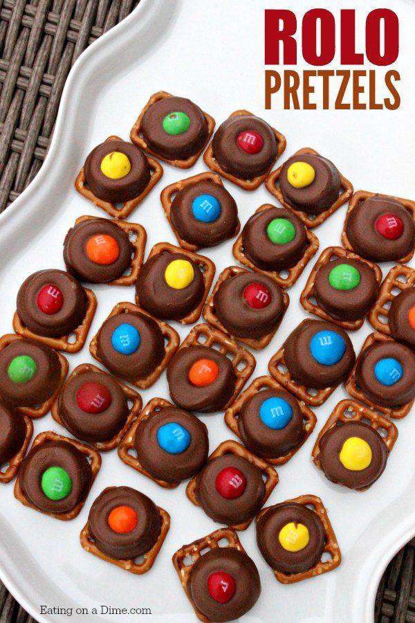 Rolo Christmas Cookies  17 Best ideas about Rolo Pretzels on Pinterest