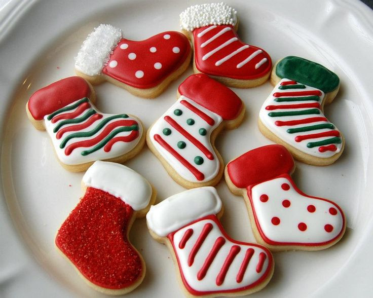 Royal Icing Christmas Cookie  1000 ideas about Royal Icing Cakes on Pinterest