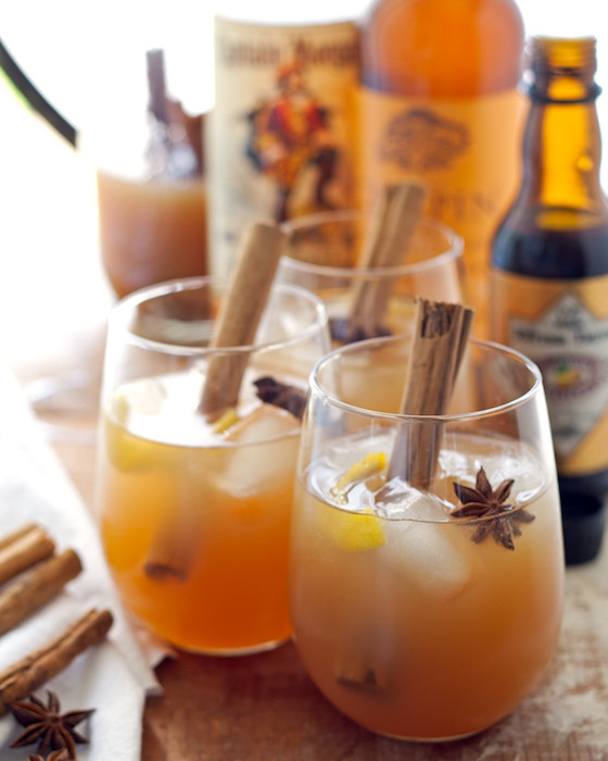 Rum Drinks For Fall  Fall Cocktails to Get the Party Started OMG Lifestyle Blog