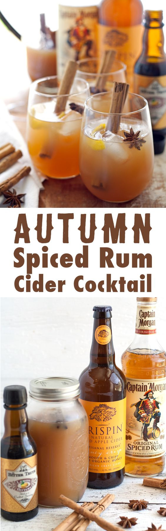 Rum Drinks For Fall  31 Fall Inspired Drink Recipes