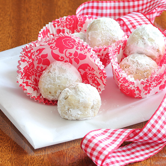 Russian Christmas Cookies  Have Recipes Will Cook Russian Tea Cakes