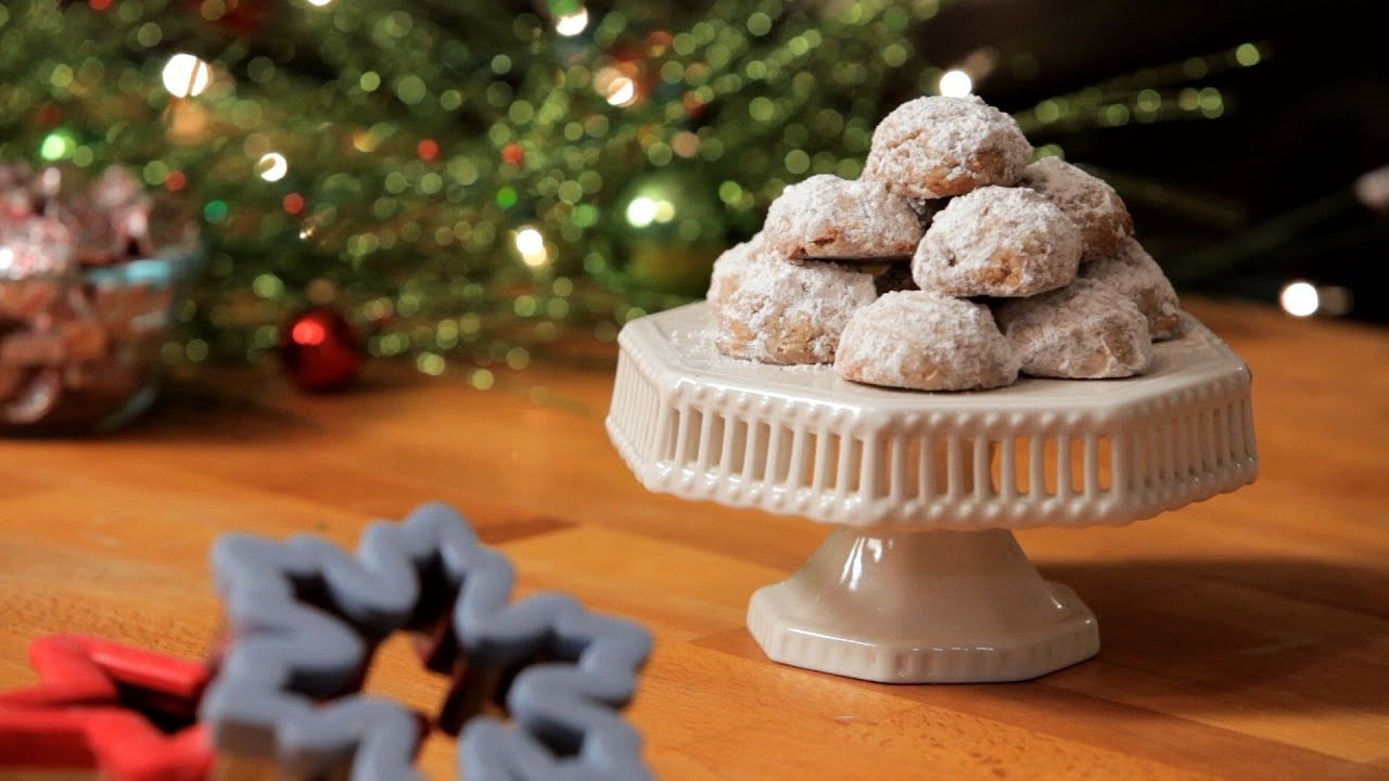 Russian Christmas Cookies  How to Make Russian Tea Cakes