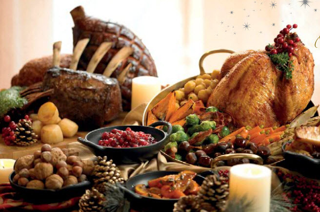 Russian Christmas Dinners  2016 Russian Christmas Festival Traditional Food & Live