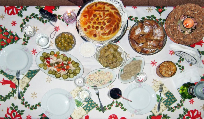 Russian Christmas Dinners  Russian Christmas – Customs And Traditions