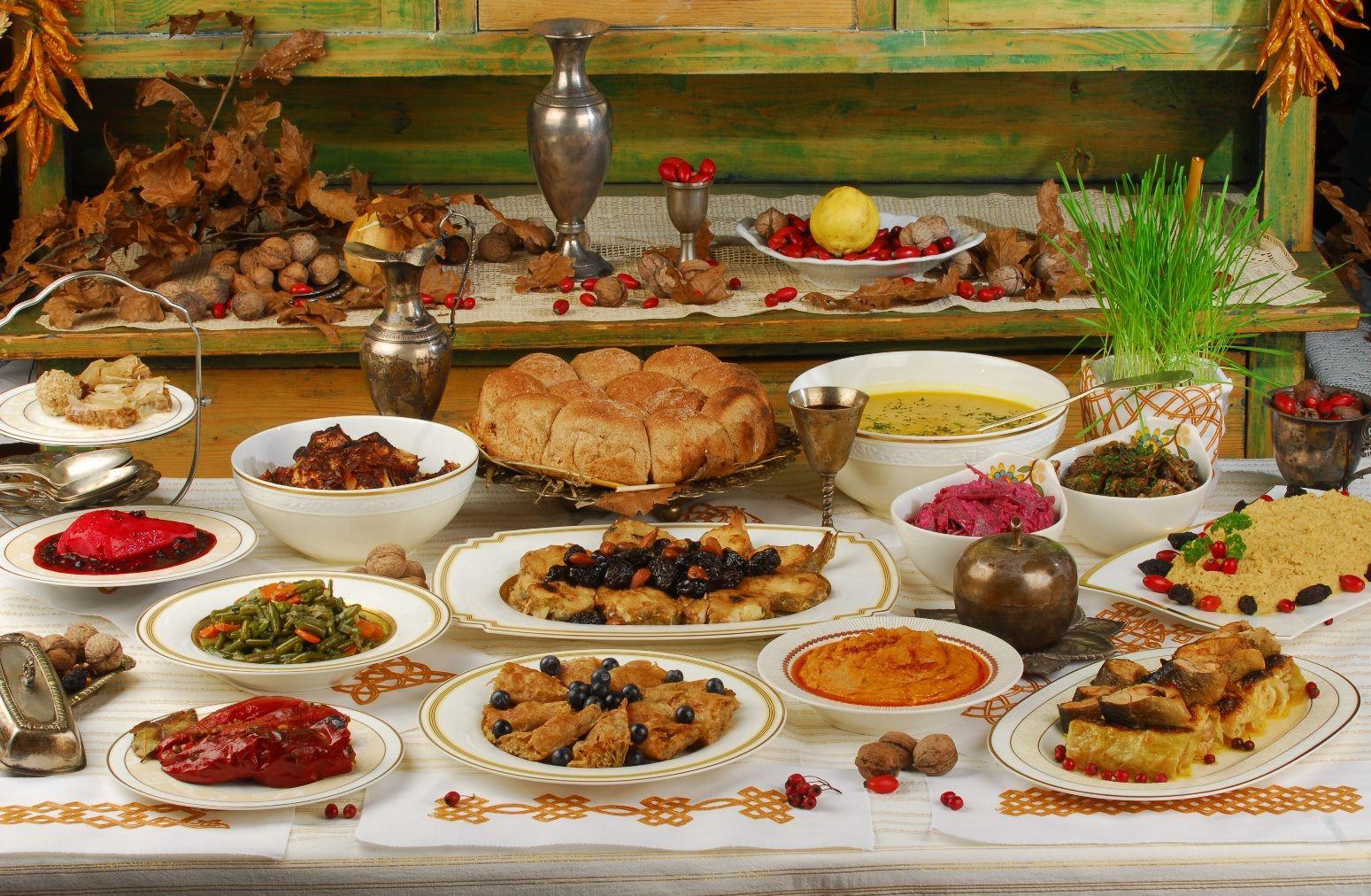 Russian Christmas Dinners  Orthodox Christmas Eve on January 6th according to Julian