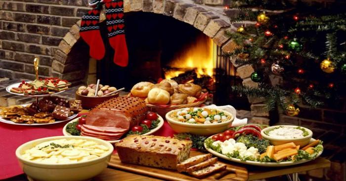 Russian Christmas Dinners  Russian Natal 66 Festive Impressions Slavic Art – Fresh