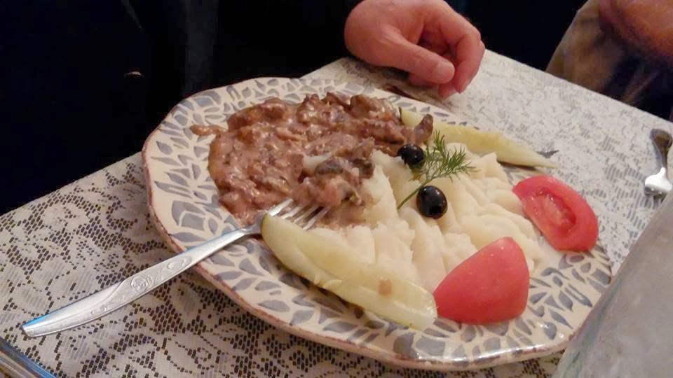 Russian Christmas Dinners  The Garden Cat Cottage RUSSIAN CHRISTMAS DINNER