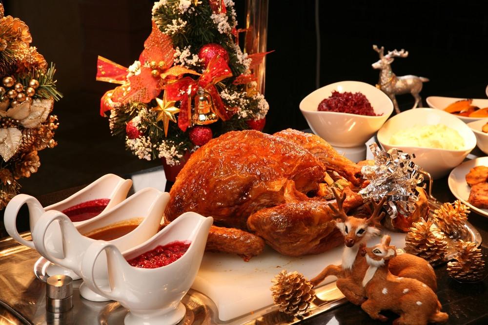 Russian Christmas Dinners  Orthodox Christmas dinner Baltic Beach Hotel & SPA