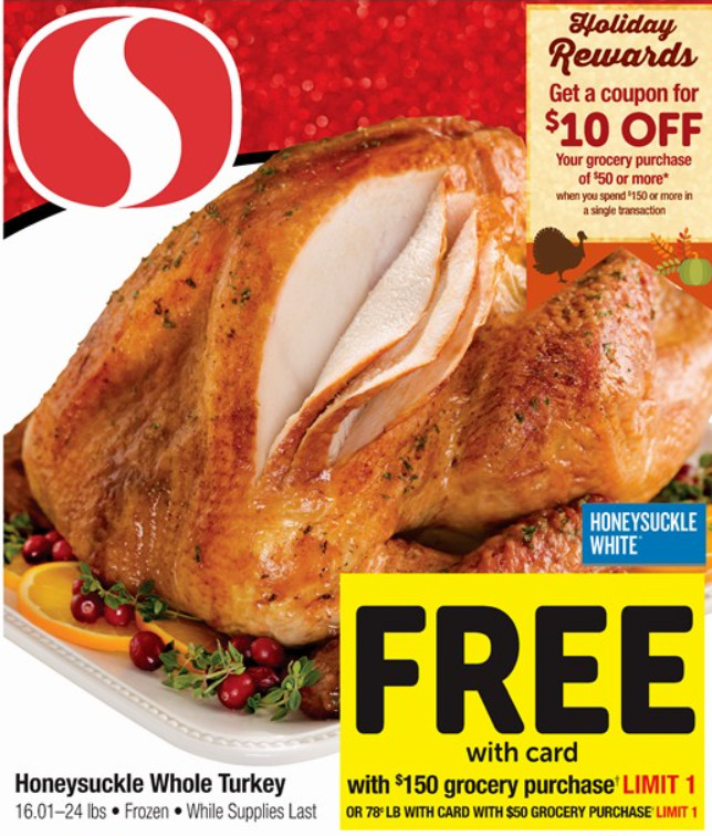 The Best Ideas for Safeway Pre Made Thanksgiving Dinners ...