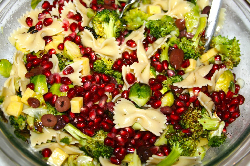 Salads For Christmas  Real Food Holiday Recipes Christmas Hanukkah & New Year